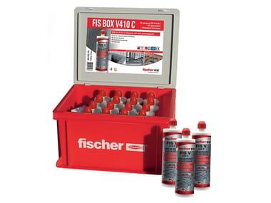 Ancorante chimico vinilestere ibrido ad alte prestazioni FISCHER FIS V BOX
