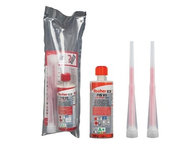Ancorante chimico con miscelatori per applicazioni umide FISCHER FIS VS 150 C