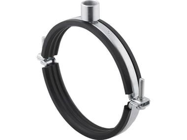 Collare per tubi metallici con attacco gas FISCHER FRSM GAS