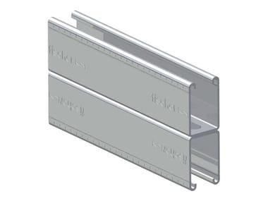 Profilo zincato a caldo FISCHER FUS 62 D HDG