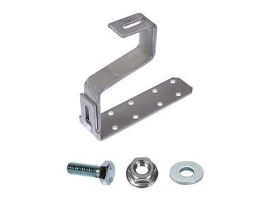 Gancio in acciaio inox A2 a 1 regolazione FISCHER GC