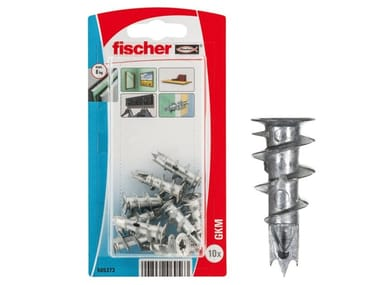 Tassello in metallo per cartongesso FISCHER GKM K