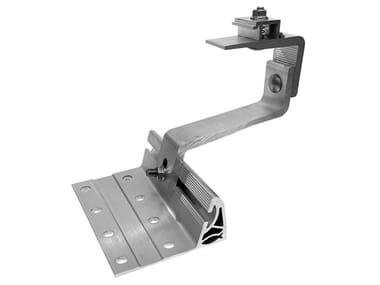 Gancio in alluminio a 3 regolazioni FISCHER GTA 3