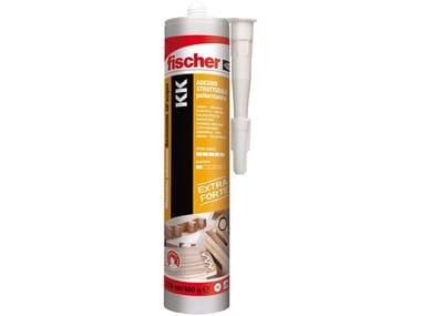 Adesivo strutturale poliuretanico FISCHER KK