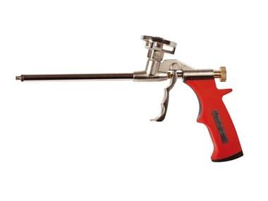 Pistola in metallo per schiuma poliuretanica FISCHER PISTOLA PUPM 3