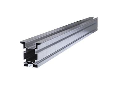 Profilo in alluminio per carichi pesanti FISCHER SOLAR-MID