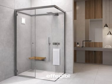 Turkish bath with shower FITBOX