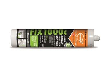 Colla compatta a base d'acqua FIX 1000c