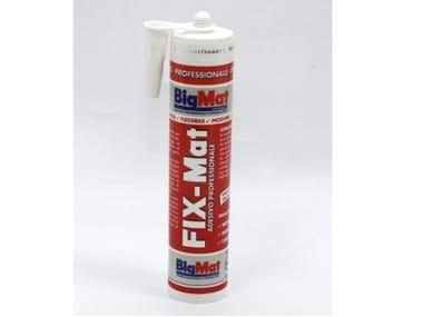 Sigillante siliconico FIX-MAT
