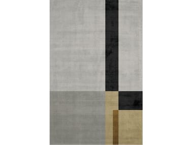 Hand-tufted rug FIXTURE