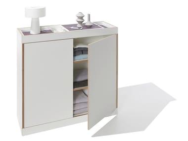 Credenza Con Ruote : Credenze zona giorno e mobili contenitori archiproducts