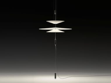 LED pendant lamp with dimmer FLAMINGO 1535 | Pendant lamp
