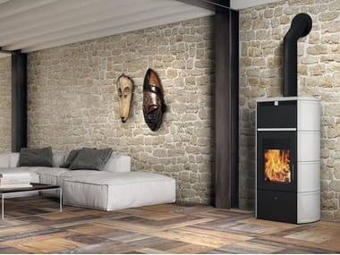 Wood Heating stove FLAMMA / FLAMMA CS