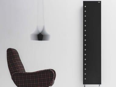 Radiateur décoratif à panneau en acier au carbone FLAT