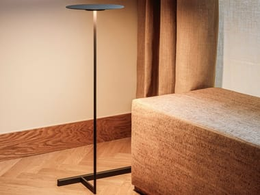 LED metal floor lamp FLAT 5957 | Floor lamp
