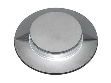 Segnapasso a LED in acciaio inox per esterni con dimmer FLEA C.T80