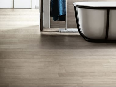 Porcelain stoneware flooring with wood effect FLEUR DE BOIS | Flooring with wood effect