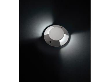 Segnapasso a LED a pavimento in alluminio pressofuso FLEX.C F.8206