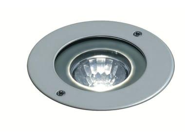 Segnapasso a LED a pavimento in alluminio pressofuso FLEX F.1016