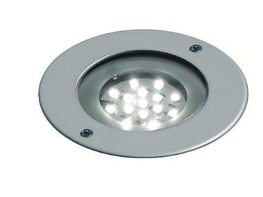 Segnapasso a LED a pavimento in alluminio pressofuso FLEX F.1019
