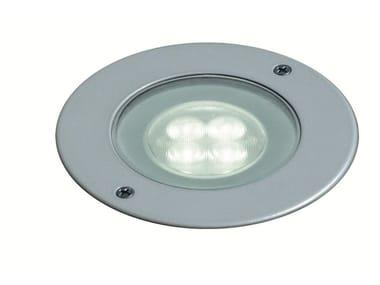 Segnapasso a LED a pavimento in alluminio pressofuso FLEX F.1021