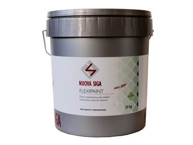 Fibre-reinforced and special plaster / exterior finish FLEXI-R