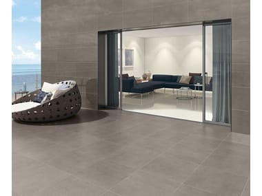 Indoor/outdoor porcelain stoneware wall/floor tiles FLINT