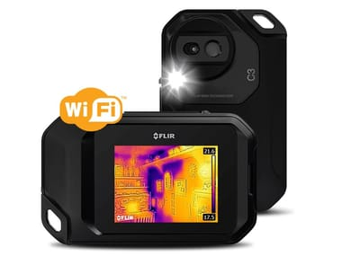 Compact thermal camera with Wi-Fi FLIR C3