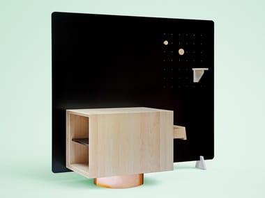 Aluminium room divider FLOAT | Room divider