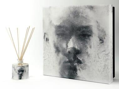 Natural stone Air freshener dispenser FLOATING Premium - Tabacco e Agrumi