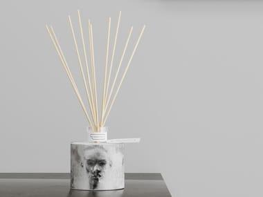 Natural stone Air freshener dispenser FLOATING Prestige - Tabacco e Agrumi