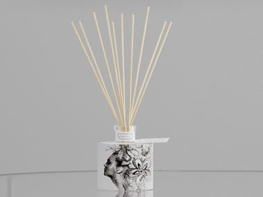 Natural stone Air freshener dispenser FLOATING   Prestige Uva e Mirtilli