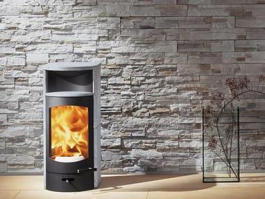Wood-burning stove FLOK 2.0