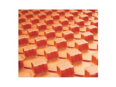 Radiant floor panel FLOOR 85-90-100