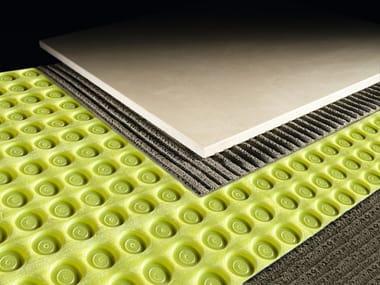 Floorings uncoupling membrane FLOORTEC