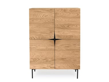 Highboard with doors FLOP | Highboard