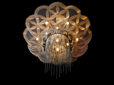 Ceiling lamp FLOWER OF LIFE | Ceiling lamp