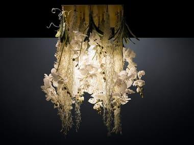 LED ceiling lamp FLOWER POWER PHALAENOPSIS