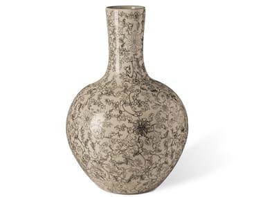 Vaso in porcellana FLOWER SKETCH