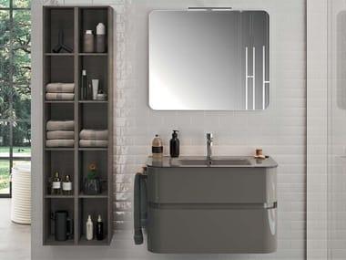 Mobili bagno con specchio FLY 06