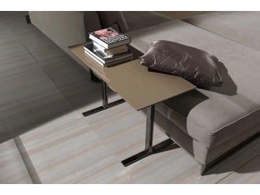 Tavolino rettangolare in legno FLY | Tavolino rettangolare