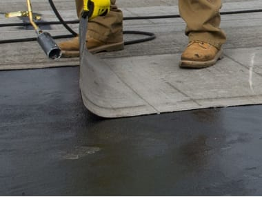 Insulated metal panel for roof FOAMDECK 5