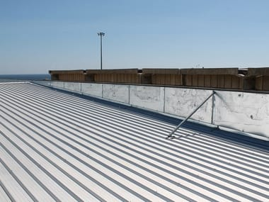 Insulated metal panel for roof FOAMROOF 5