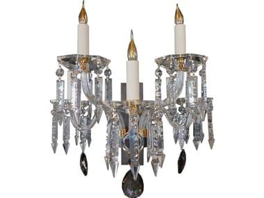 Lampada da parete in ferro in stile classico FOCH 3
