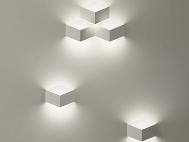 LED wall light FOLD BUILT-IN