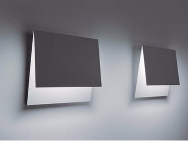 Lámpara de pared LED de metal FOLDER
