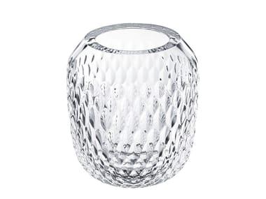Crystal vase FOLIA | Vase