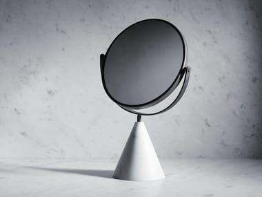 Specchio da tavolo rotondo FONTANE BIANCHE | Specchio