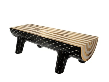 Resin bench FOREST | Bench