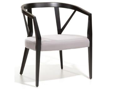 Petit fauteuil avec accoudoirs FOREST | Petit fauteuil
